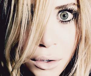 olsen, blonde, and eye image