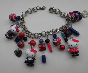 beautiful, bracelet, and cats image