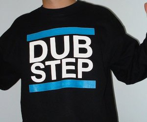 dubstep, music, and shirt image