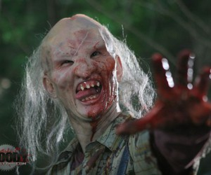 bizarre, movie, and wrong turn image