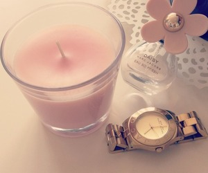 marc jacobs, pink, and watch image
