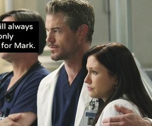 forever, mark sloan, and lexie grey image