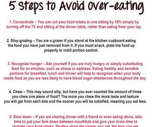 5, avoid, and diet image