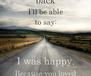love, happy, and back image