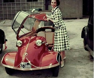car and vintage image