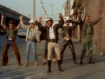 music, village people, and ymca image
