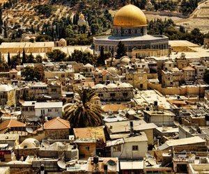 Jerusalem, palestine, and فلسطين image