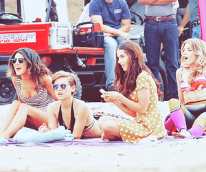 90210, Jessica Lowndes, and AnnaLynne McCord image