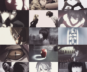 L, lawliet, and mello image