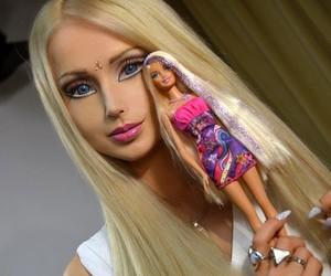 barbie and valeria lukyanova image