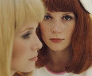 catherine deneuve, girls, and vintage image