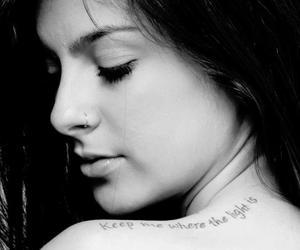 girl, tattoo, and natalia cardoso image