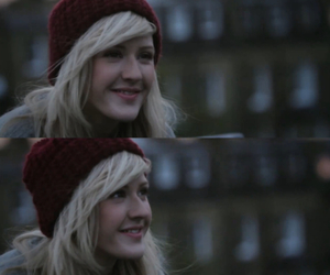 Ellie Goulding, blond, and ellie image