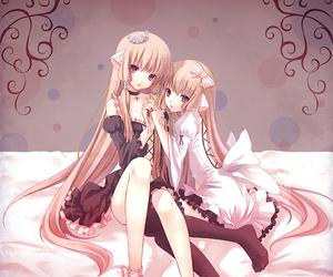 adorable, art, and anime image