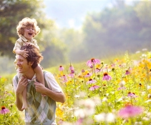 boy, flowers, and cute image
