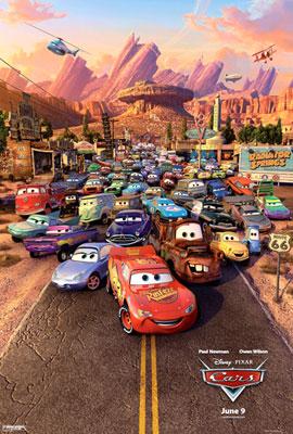 cars, disney, and pixar image