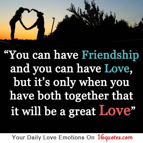 Love Friendship Quotes Enchanting Real Love Quotes  16Quotes On We Heart It