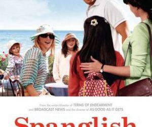 adam sandler, movie, and spanglish image
