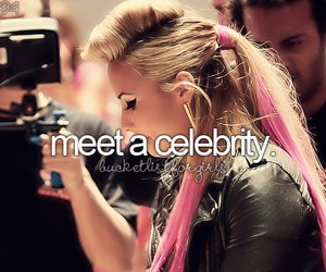 celebrity, demi lovato, and meet image