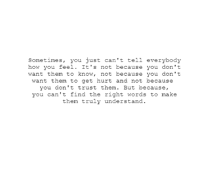 quotes, text, and hurt image