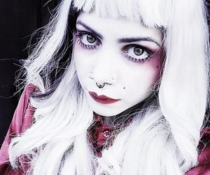 big eyes, doll, and drugs image