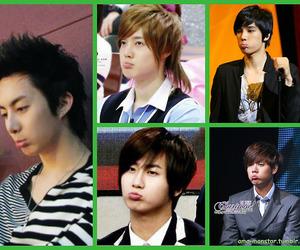 kim hyun joong, oppa, and kim kyu jong image