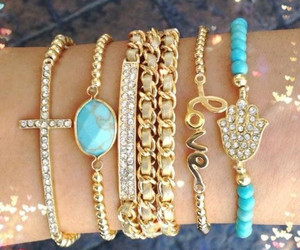 accessories, girl, and love image