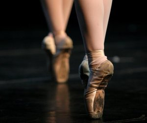 ballet, beutiful, and pretty image
