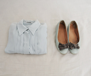 shoes, vintage, and shirt image