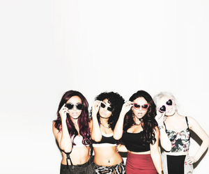 <3, girl band, and gorgeous image