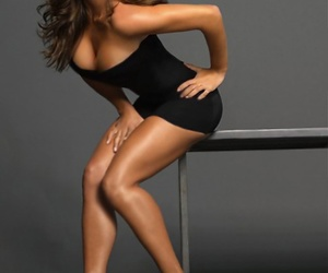 Adriana Lima, beautiful, and heels image