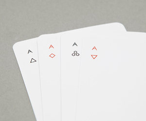cards and minimalism image