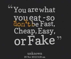 food, Easy, and fake image