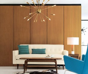 simple living room, stylish design, and old design image