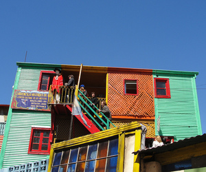 buenos aires, colours, and caminito image