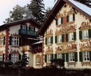 fairytale, germany, and house image