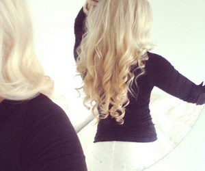 adorable, blonde, and curls image
