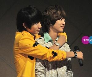 k-pop, b1a4, and jinchan image