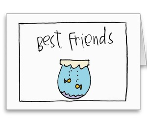 greeting cards, friends, and little wobblies image
