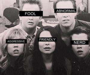 icarly, abnormal, and aggressive image