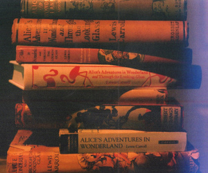 vintage, indie, and book image