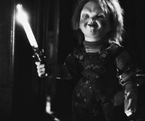 Child's Play, Chucky, and doll image