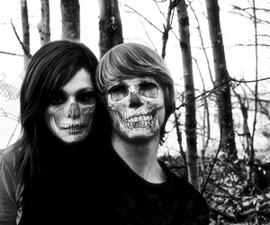 cool, dead, and girl image