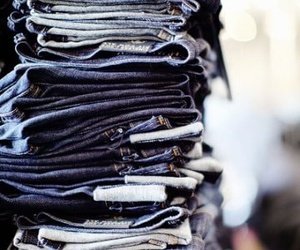 fashion, jeans, and many image