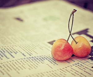 cherry and cute image
