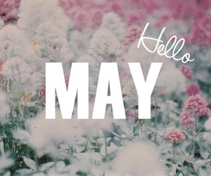 may and month image