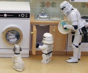 star wars and stormtrooper image