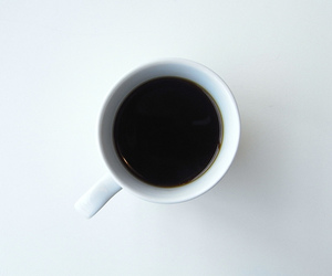 black, black and white, and black coffee image
