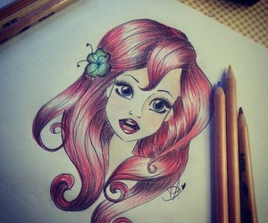 drawing, art, and ariel image
