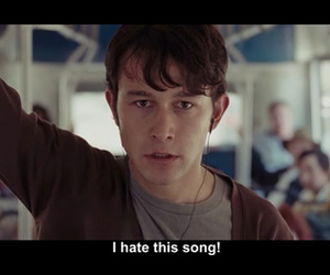 500 Days of Summer, song, and hate image